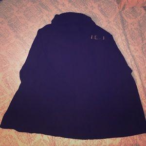 Sweater/poncho